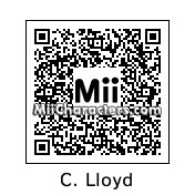 QR Code for Christopher Lloyd by Luig-e