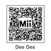 QR Code for Dee Dee by Iaia Bimba