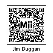 "QR Code for ""Hacksaw"" Jim Duggan by Daffy Duck"
