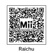QR Code for Raichu by Luigi
