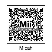 QR Code for Micah Sanders by rababob