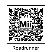 QR Code for Roadrunner by L'Ankou