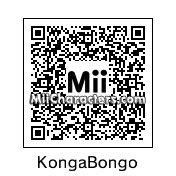 QR Code for DK Bongos by Midna