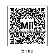 QR Code for Ernie by Dave