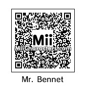 QR Code for Mr. Bennet by rababob