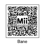 QR Code for Bane by Turtle Guy