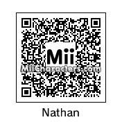 QR Code for Nathan Petrelli by rababob