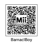 QR Code for Barnacle Boy by Joker