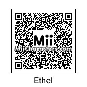 QR Code for Ethel Mertz by Daffy Duck