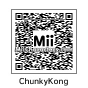 QR Code for Chunky Kong by Wario Kong