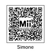 QR Code for Simone Deveaux by rababob