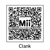 QR Code for Clank by Josh
