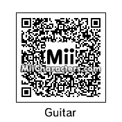 QR Code for Guitar by S4Bacon