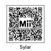 QR Code for Sylar by rababob