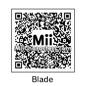 QR Code for Blade by Alex
