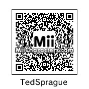 QR Code for Ted Sprague by rababob