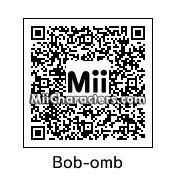 QR Code for Bob-omb by 400MiiSupr