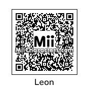 QR Code for Leon Powalski by LYJ12
