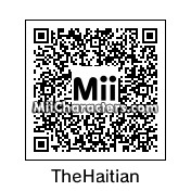 QR Code for The Haitian by rababob