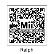 QR Code for Wreck-It Ralph by Felix