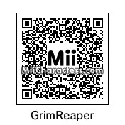 QR Code for Grim Reaper by Ninja