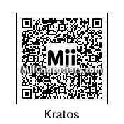 QR Code for Kratos by B1LL