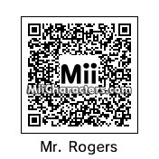 QR Code for Mr. Rogers by Murphy