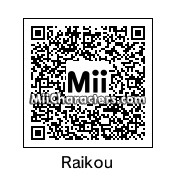 QR Code for Raikou by LYJ12