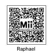QR Code for Raphael by Dempsey