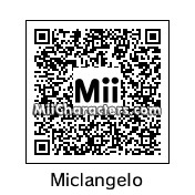 QR Code for Michelangelo by Dempsey