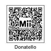 QR Code for Donatello by Dempsey