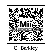 QR Code for Charles Barkley by Ajay