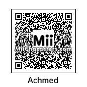 QR Code for Achmed the Dead Terrorist by Adam