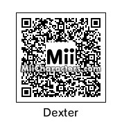 QR Code for Dexter Morgan by Boqueron
