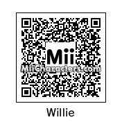 QR Code for Willie Robertson by Taylor