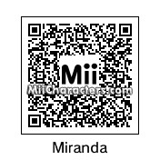 QR Code for Miranda Lambert by tiff