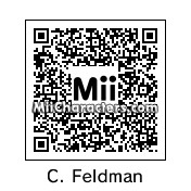 QR Code for Corey Feldman by Ajay