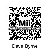 QR Code for Dave Byrne by Ajay