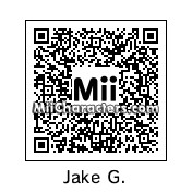 QR Code for Jake Gyllenhaal by Ajay