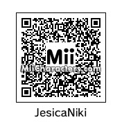 QR Code for Jessica / Niki Sanders by Tocci