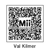 QR Code for Val Kilmer by Ajay