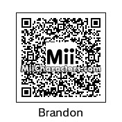 QR Code for Brandon Erickson by Brandon