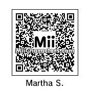 QR Code for Martha Stewart by Tocci