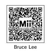 QR Code for Bruce Lee by Brandon