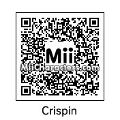 QR Code for Crispin Glover by Brandon