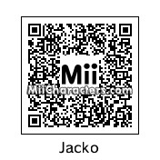 QR Code for Michael Jackson (After) by Brandon