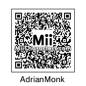 QR Code for Adrian Monk by Tocci