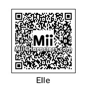 QR Code for Elle Driver by Brandon