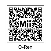 QR Code for O-Ren Ishii by Brandon
