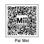 QR Code for Pai Mei by Brandon